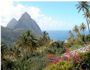 La Haut Resort-Soufriere-St. Lucia