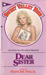 svh007-dear-sister - Sweet Valley High series