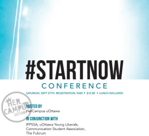 #StartNow Conference 2014