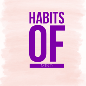 habits of